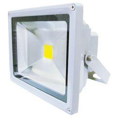 REFLETOR PREMIUM LED BIVOLT 6400K - 20 W