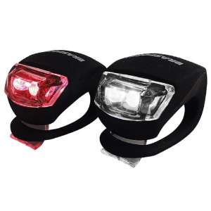 LANTERNA LED BIKE KIT C/ 2 UNIDADES BRASFORT - 7864