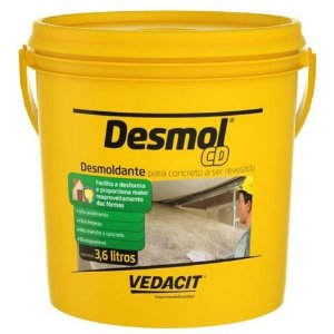Desmoldante Desmol Cd 3,6 L Otto Baumgart