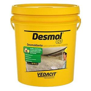Desmoldante Desmol Cd 18 L Otto Baumgart