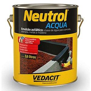 Neutrol - A C Q U A - 3,6 Kgs - Acqua