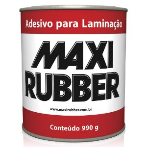 Adesivo Para Laminacao Maxi Rubber 3mg045 - 990 Grs