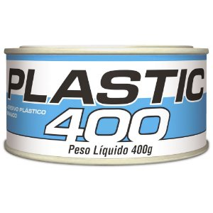 Adesivo Plástico Plastic 400 400g Maxi Rubber