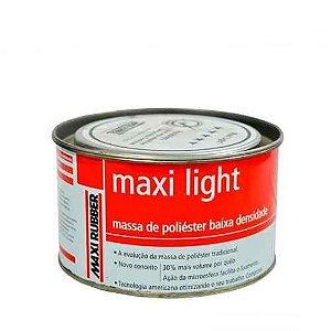 Massa De Poliester Light 900 Grs - 1mg025 Maxi Rubber