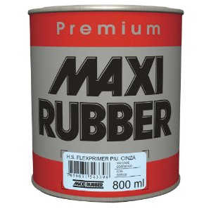 Flexprimer P.u. Cinza 800ml Maxi Rubber