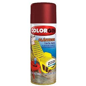Tinta Colorgin P/ Cadeira De Plástico - Vermelho Malagueta