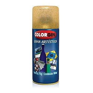 Tinta Spray Colorgin Glitter Linha Artistica- Multicolorido