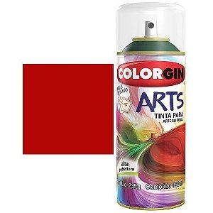 Colorgin Spray Arts P/grafiteiro Vermelho Acerola 654