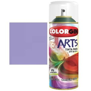 Colorgin Spray Arts P/grafiteiro Lilas 659