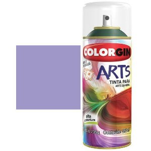 Colorgin Spray Arts P/grafiteiro Violeta 660