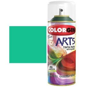 Colorgin Spray Arts P/grafiteiro Verde Menta 664