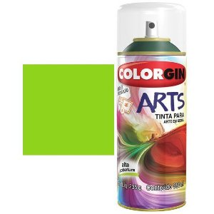 Colorgin Spray Arts P/grafiteiro Verde Abacate 667