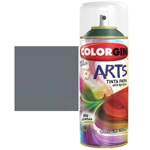 Colorgin Spray Arts P/grafiteiro Cinza Granito 668