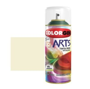 TINTA COLORGIN SPRAY ARTS - ALGODAO 673