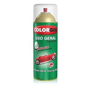 Tinta Spray Colorgin Metallik Exterior - Verniz 5705