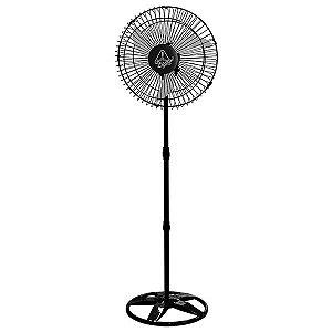 Ventilador Coluna Light 50 Cm Aco Preto 127v