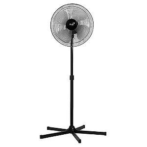 Ventilador Coluna Premium 50 Cm Aco Preto Bivolt
