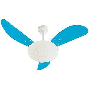 Ventilador Kids Branco/azul 127 V - Ref 1501