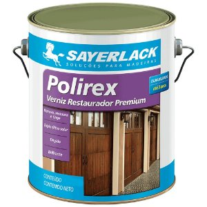 Verniz Polirex Sayerlack Restaur Sb2315/2245 Mogno - 225 Ml