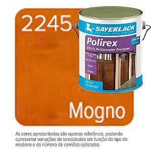 Verniz Restaurador Polirex Mogno Sayerlack 900 Ml