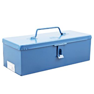 Caixa De Ferramentas Bau Em Aco Ref 02 - 40 X 16 X 15