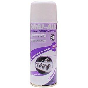 Higieniza Limpa Ar Condicionado Automotivo Lavanda Orbi