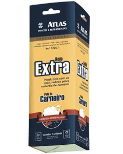 Rolo De Pele Extra Carneiro Atlas 23 Cm - Ref 322/22