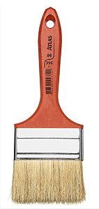 Trincha Cerdas Brancas 4pol Ref 396/9