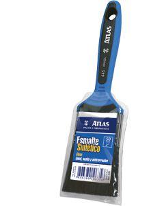 Trincha Para Pintura Esmalte 3 Pol Atlas Ref 445/7