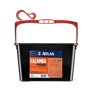 Caçamba profimaster para pintura capacidade 10L Atlas 610P