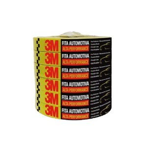 FITA AUTOMOTIVA 3M ALTA PERFORMANCE - 18 MM X 40 M