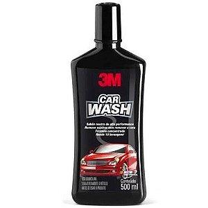 Shampoo Car Wash 500ml 3m O Melhor Preço