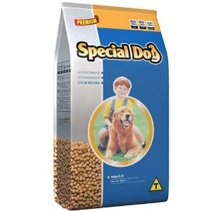 Racao Special Dog Caes Carne - 2,5 Kgs