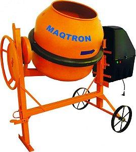 Betoneira Maqtron M260 Motor 1cv 4p Monof 200 Lts Completa