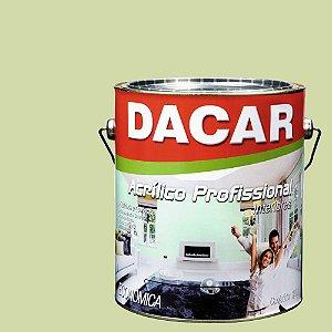 Tinta Acrílica Dacar Fosco Profissional 3,6 L Kiwi
