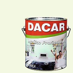 Tinta Acrílica Dacar Fosco Profissional 3,6 L Erva Doce