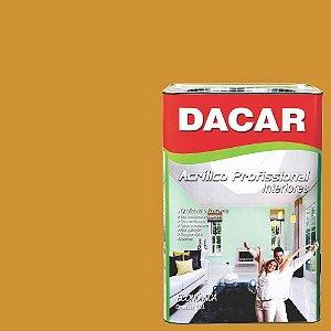 Tinta Acrílica Fosco Dacar Profissional 18 L Marrocos