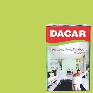 Tinta Acrílica Dacar Fosco Profissional 18 L Verde Tropical