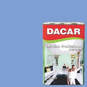 Tinta Acrílica Dacar Fosco Profissional 18 L Mediterráneo