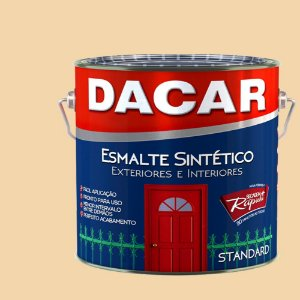 Tinta Esmalte Sintético Standard Dacar Areia 3,6 Lts
