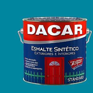 Tinta Esmalte Sintético Standard Dacar Azul Mar 3,6 Lts