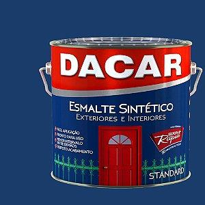 Tinta Esmalte Sintético Standard Dacar Azul Del Rey 900 Ml