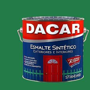 Tinta Esmalte Sintético Standard Dacar Verde Folha 3,6 Lts