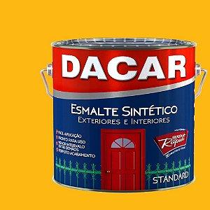 Tinta Esmalte Sintético Standard Dacar Amarelo 225 ml