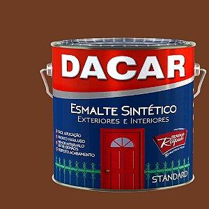 Tinta Esmalte Sintético Standard Dacar Tabaco 3,6 Lts
