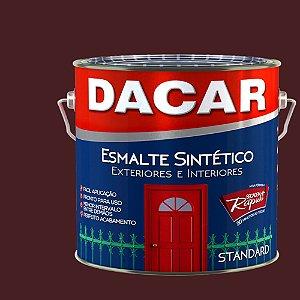 Tinta Esmalte Sintético Standard Dacar Marrom 900 Ml