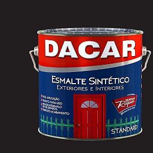 Tinta Esmalte Sintético Standard Dacar Preto 900 Ml