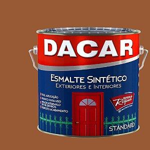 Tinta Esmalte Standard Dacar 3,6l Marrom Conhaque