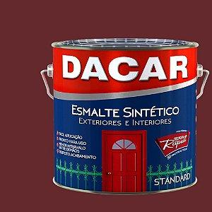 Tinta Esmalte Sintético Standard Dacar Vermelho Goya 3,6 Lts