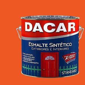 Tinta Esmalte Sintético Standard Dacar Laranja 3,6 Lts